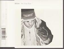 Pet Shop Boys Before Cd Maxi #2