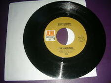 "Pop 45 Sandpipers ""Guantananmera /What Make You Dream"" A&M VG+"