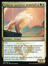 MTG Magic DTK - (x4) Enduring Scalelord/Seigneur squameux perpétuel, French/VF