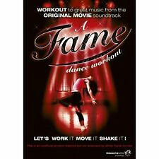 NEW Sealed A Fame Dance Workout DVD [Region Free / 0 / ALL] Music From The Movie
