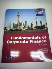 Fundamentals of Corporate Finance by Jarrad Harford, Peter DeMarzo, Jonathan Ber