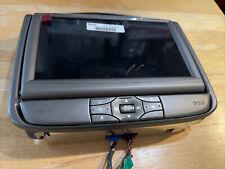 Invision DVD Headrest Monitor ESLM7FB2 factory OEM Slimline SL7 rear system