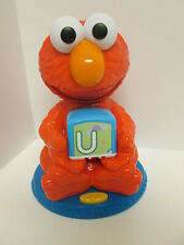 Sesame Street Elmo Find and Learn Replacement with 1 Alphabet Block U V W X