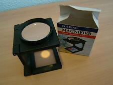 CUENTAHILOS PLASTICO 5x, 50 mm/PLASTIC THREAD-COUNTER 5x, 50 mm