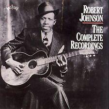 ROBERT JOHNSON - The Complete Recordings (CD 1996)2 Discs