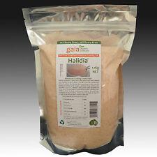 2x 1.1 Kg Gaia Pure Natural Halidia Himalayan Crystal Cooking Table Salt