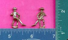 20 wholesale lead free pewter miner figurines m11120