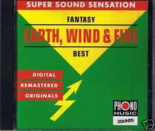 Earth, Wind & Fire Fantasy (Best of) Zounds CD RAR