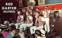Postcard The Red Garter Banjo Palace Night Club in Hollywood, California~130473
