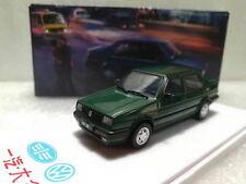 1/43 FAW-Volkswagen Jetta classic green NEW