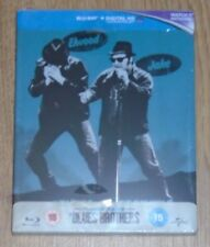 Blues Brothers - Steelbook - blu-ray. New & sealed, UK release