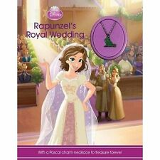 Disney Princess Rapunzel's Royal Wedding (Disney Charm Book),Disney,New Book mon