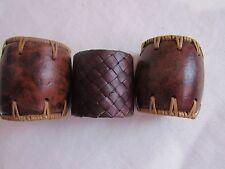 vintage Napkin Rings Lot of 5 Pier 1 Handmade New B01