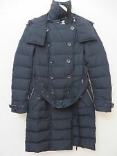 NEW  BURBERRY BRIT Women  Black ALLERDALE Puffer Coat Size XS