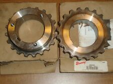 Browning Chain Coupling C6020XB 2-7/16 Max Bore Pair Free Shipping
