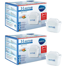 8 x BRITA Maxtra+ Plus Water Filter Jug Replacement Cartridges Refills UK Pack