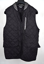 Puma Hussein Chalayan Vest Quilted Black Jacket Liner M Mens