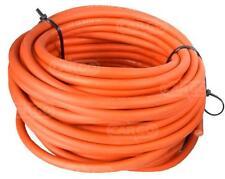 (5,99 €/m) 25m Schweißkabel rund Kabel rot ummantelt PVC 200V 170A high flex