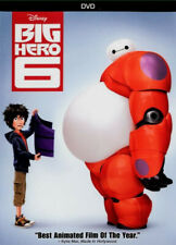 Big Hero 6 (Six) DVD - New In Packaging!