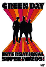 GREEN DAY - INTERNATIONAL SUPERVIDEOS ! - DVD NEUF NEW NEU