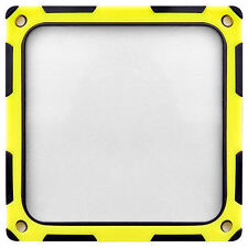 Silverstone FF124BY 120mmX5mm Noise Reduction Silicon Fan Filter