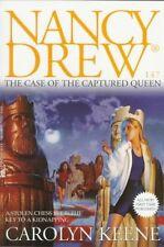 The CASE OF THE CAPTURED QUEEN: NANCY DREW #147