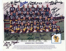 Bart Starr  signed 1962 Green Bay Packers  Signed 8x10 autographed photo Reprint