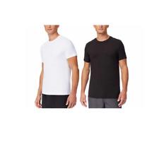 NEW 32 Degrees Men's 3-Pack Short Sleeve Crew Neck Shirts Variety #292
