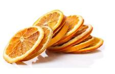 Sliced Dried Orange Kosher Vegan Food Dried Fruits Snack By Weight