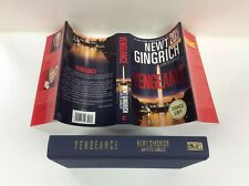 Vengeance - Newt Gingrich and Pete Earley, 2017 Signed First edition