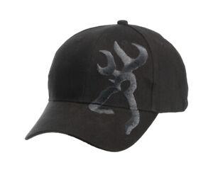 Browning Black Buck Cap - Hunting, Shooting, Fishing, Clay Pigeon
