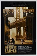 ONCE UPON A TIME IN AMERICA MOVIE POSTER FILM A4 A3 ART PRINT CINEMA