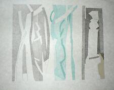 Lithographie Originale de André BEAUDIN .