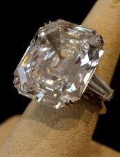 "Elizabeth Taylor ""Taylor-Burton "" 33.19 Carat D flawless Ring (Krupp Ring)"