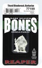 Reaper 77199 Bones Thund Bloodwrack Barbarian Warrior Berserker Adventurer Hero