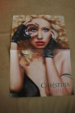 Poster #356 Christina Aguilera / Robert Pattinson, Kristen Stewart