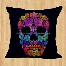 Day of the Dead sugar skull cushion cover home decoration pillow cases unique