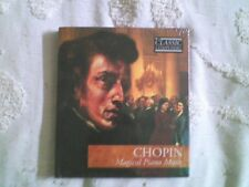 NEW UNOPENED CHOPIN: Magical Piano Music CD