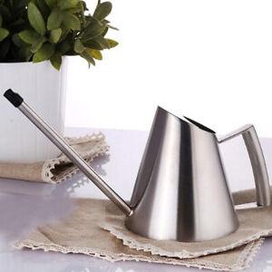 400ML /900ML/1.5LModernes Stil   Metall Gießkanne für Zimmerpflanzen