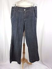 Women's Cato Medium Blue Denim Jeans Size 16 38 x 32