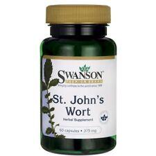 Swanson St. John's Wort 375 mg 60 Capsules