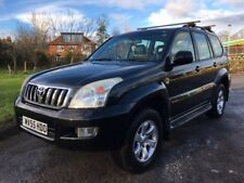 2005 (55) TOYOTA LAND CRUISER COLORADO 3 Litre, LC4 D-4D, 8 SEATS, FULL LEATHER