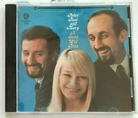 Peter, Paul and Mary - A Song Will Rise (CD, Jul-1990, Warner Bros.) **RARE OOP*
