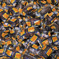 Dad's Root Beer Barrels THREE POUND Approx 150 Individually Wrapped Candies
