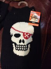 Simply Dog Skeleton Sweater Small
