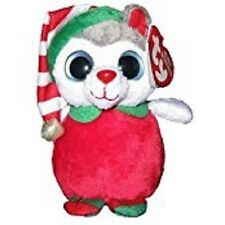 """Ty Beanie Baby ~~ Christmas 2012 ~~ Juneau 4"""" NEW with tags (Walgreen Exclusive)"""