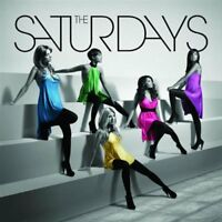 Chasing Lights, The Saturdays, Audio CD, Good, FREE & FAST Delivery