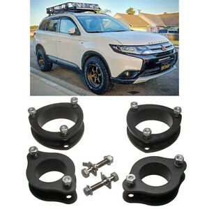 Complete Lift Kit 40mm for Mitsubishi OUTLANDER, ASX, Delica, Lancer