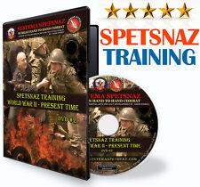 Russian Spetsnaz Training World War 2 To Present Time - Russian Martial Arts DVD