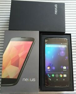 LG Google Nexus 4 - Black 16GB (Read Description)